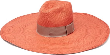 House of Lafayette Brandi wide-brim straw hat