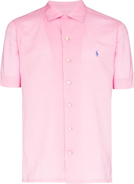 Polo Ralph Lauren Vacation logo-embroidered shirt