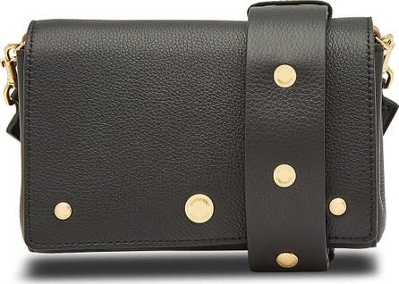 Burberry London England Hackberry Leather Shoulder Bag