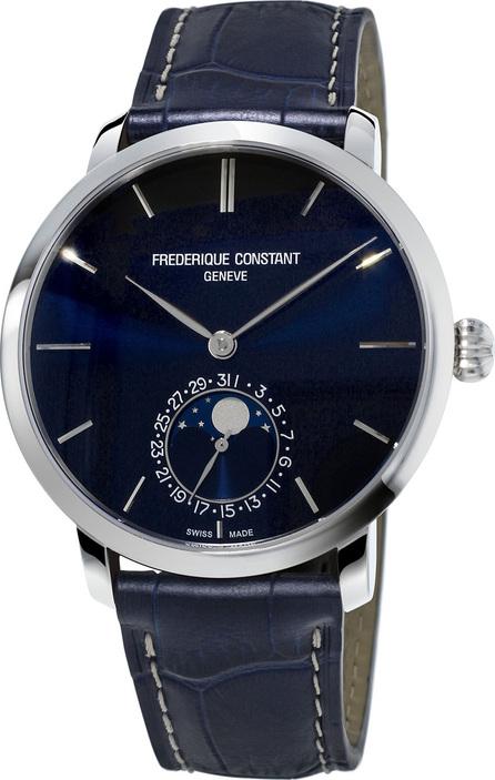 Frederique Constant Gents Slimline Manufacture Moonphase Watch