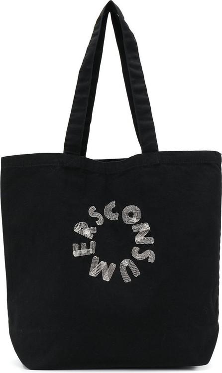 Camper Lab X Bernhard Willhelm embroidered tote bag