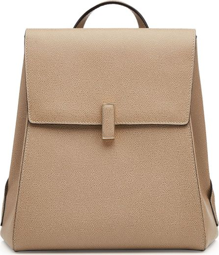 Valextra Leather Backpack