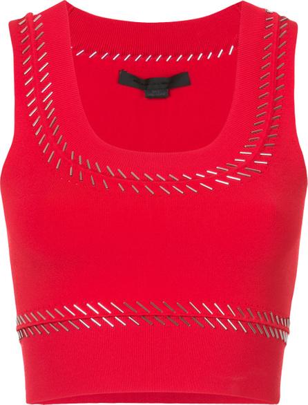 Alexander Wang Sequin embellished top