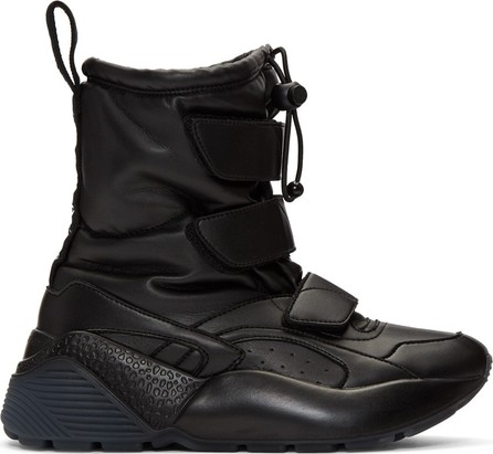 Stella McCartney Black Eclypse Snow Boots