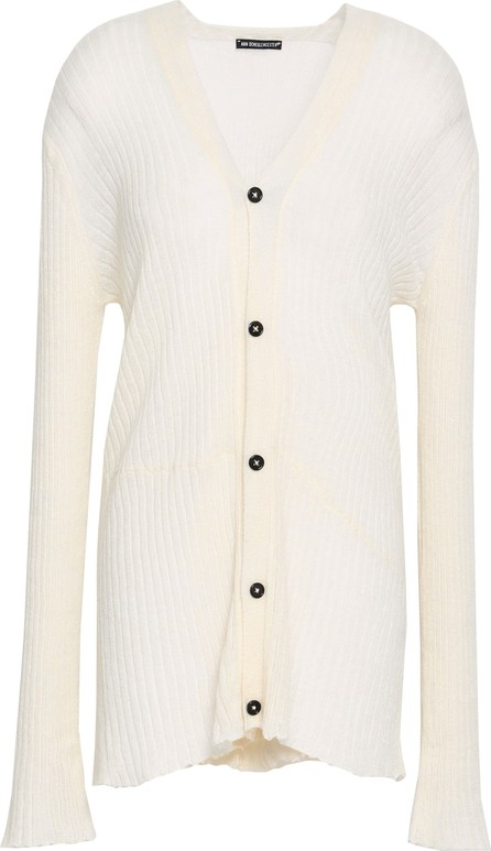 Ann Demeulemeester Ribbed-knit cardigan