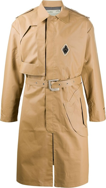 A-Cold-Wall* Belted waist trench coat