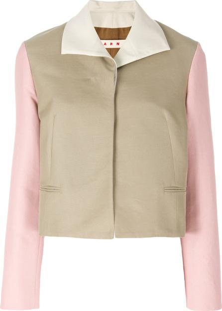 Marni Colourblock jacket