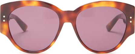 Dior Lady Diorstuds2 acetate sunglasses