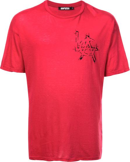 Adaptation Logo print T-shirt