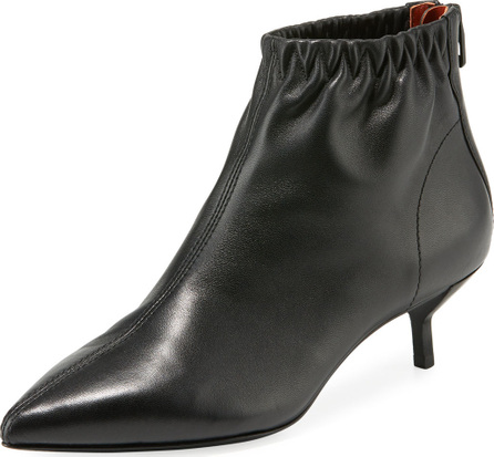 3.1 Phillip Lim Blitz Leather Pointed Bootie
