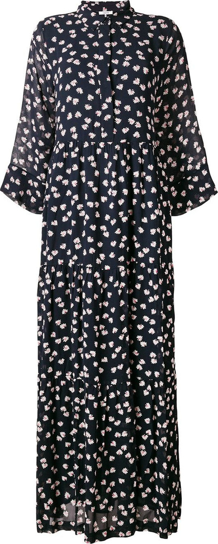 Ganni Printed maxi dress