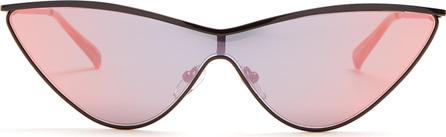 Le Specs The Fugitive cateye sunglasses