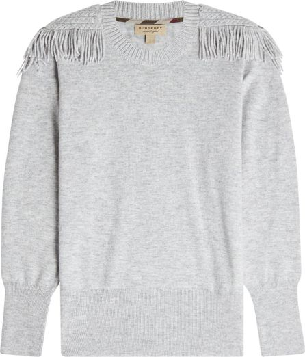 Burberry London England Pullover with Wool and Cashmere