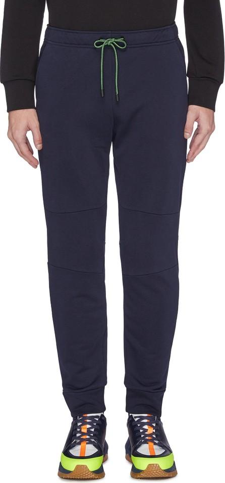 Fendi 'Bag Bugs' cuff panelled jogging pants