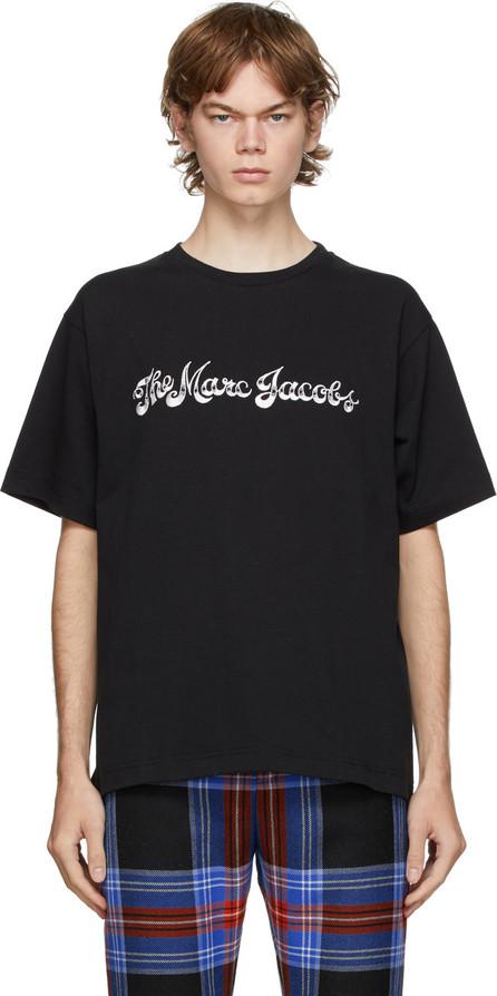 MARC JACOBS Black R. Crumb Edition Logo T-Shirt