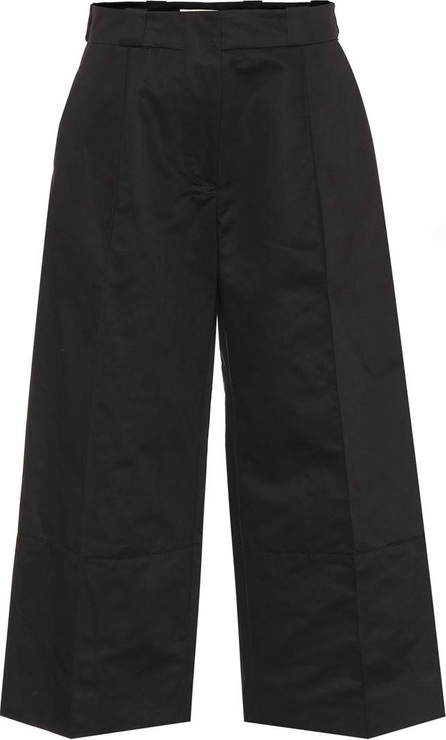 Marni Cotton twill wide-leg pants