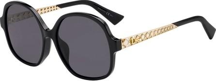 Dior Diorama Cannage-Temple Sunglasses Sunglasses