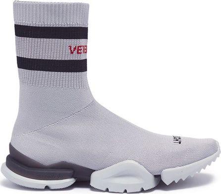 Vetements Logo intarsia unisex sock boot sneakers