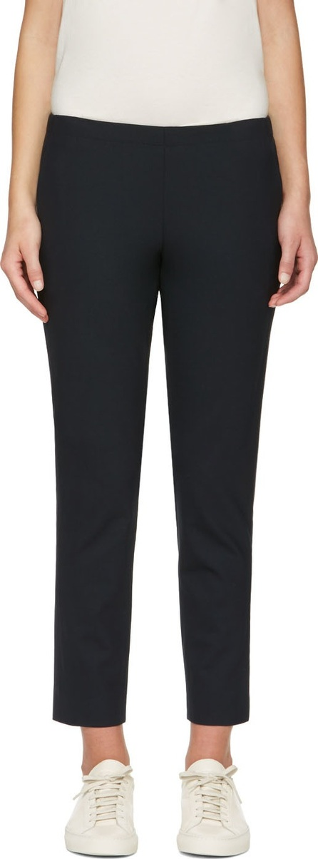6397 Navy Pull On Trousers