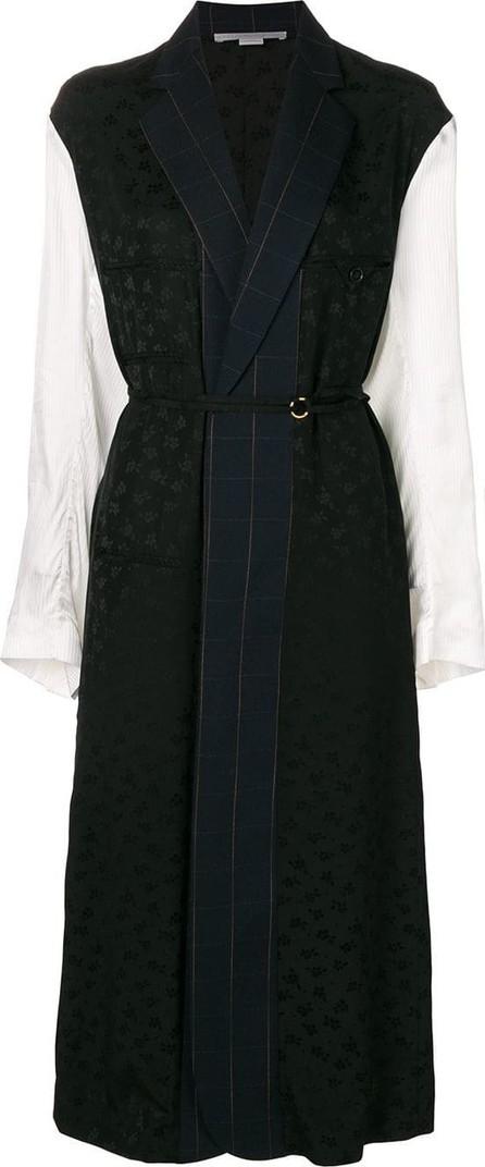 Stella McCartney Colour-block embroidered dress