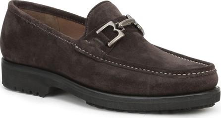 Bruno Magli Men's Falcone Horsebit Leather Loafers