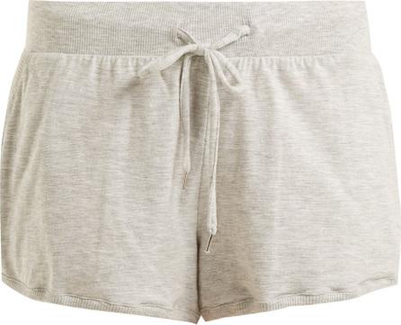 SKIN Finley stretch-cotton pyjama shorts