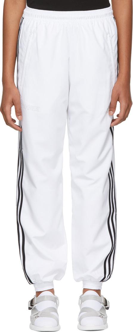 Gosha Rubchinskiy White adidas Originals Edition Logo Track Pants
