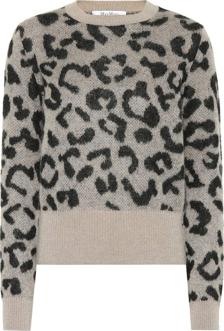 Max Mara Mohair and wool-blend sweater