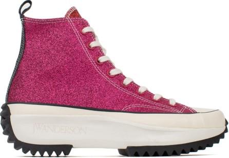 Converse Converse x JW Anderson Glitter Run Star Hike Sneaker