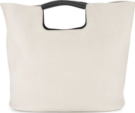 Simon Miller white large Birch tote