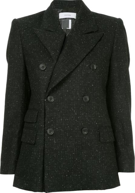 FACETASM Facetasm x Woolmark double-breasted blazer