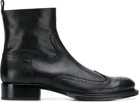 Ann Demeulemeester Classic Chelsea boots