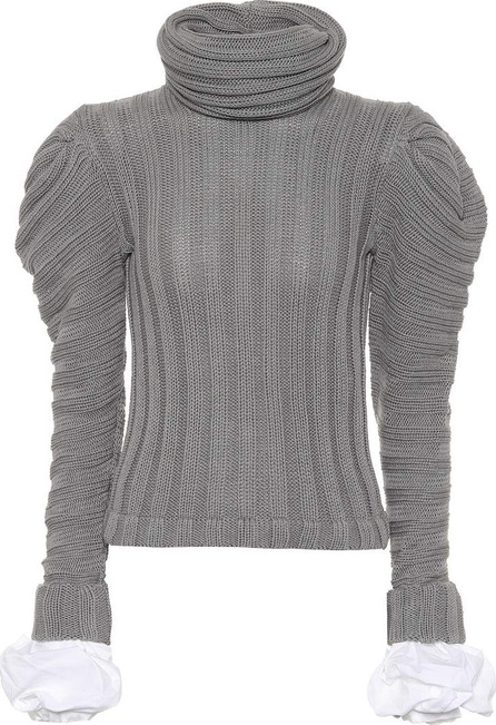 Johanna Ortiz Countess Of Greystoke cotton-blend sweater