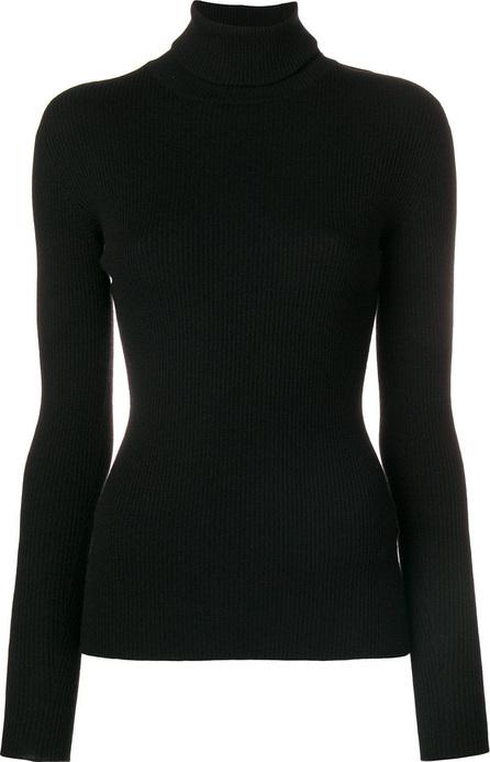 Dolce & Gabbana Ribbed turtleneck jumper