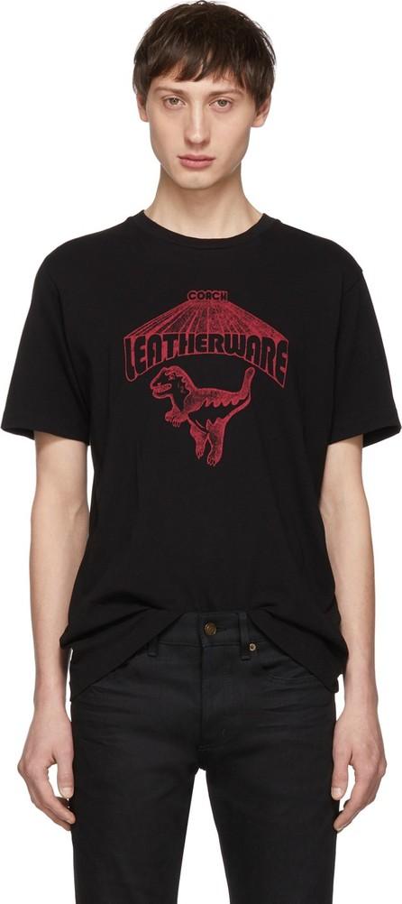COACH 1941 Black Rexy T-Shirt