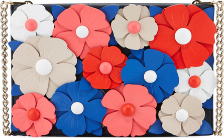 Kate Spade New York madison daisy lane sima clutch bag