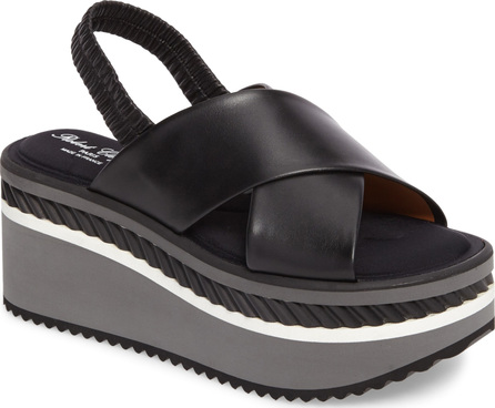 Robert Clergerie Omin Platform Slingback Sandal