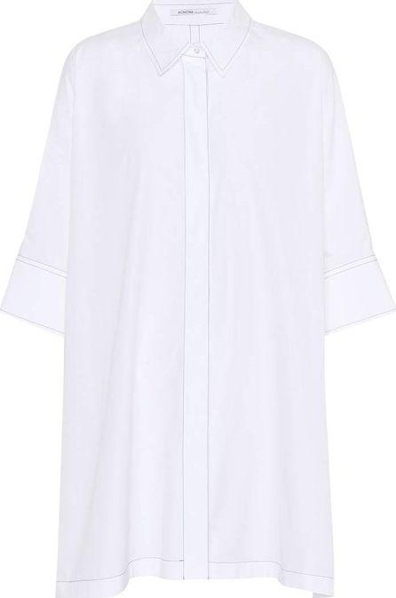 Agnona Oversized cotton top
