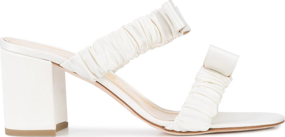 Chloe Gosselin - Bow front sandals