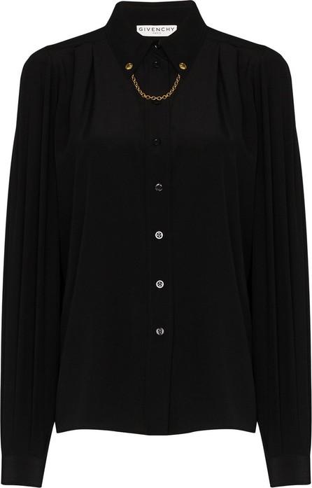 Givenchy Chain detail shirt