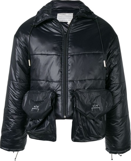 A-Cold-Wall* Cropped puffer jacket
