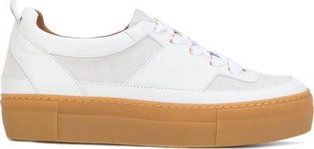 Ganni platform low top sneakers