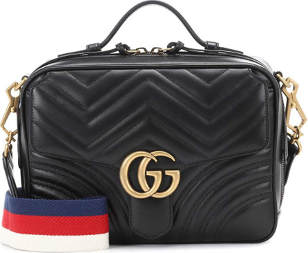 Gucci GG Marmont matelassé leather bag