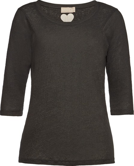 81hours Pegah Linen Long Sleeved Top