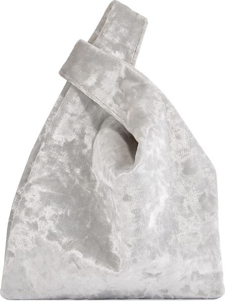 Hayward Hayward Mini Velvet Shopper Tote Bag