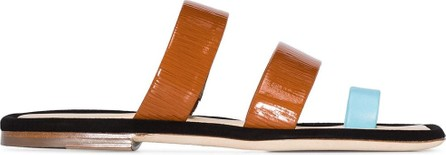 Rejina Pyo Larissa two-tone sandals