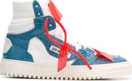 Off White Hi-top Off-Court 3.0 sneakers
