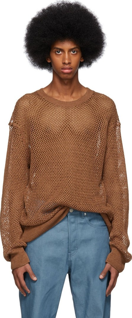 Dries Van Noten Brown Neroli Sweater