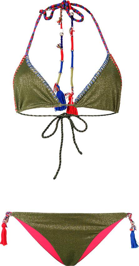 Anjuna Denise contrast trim bikini