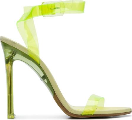 Yeezy Transparent PVC sandals
